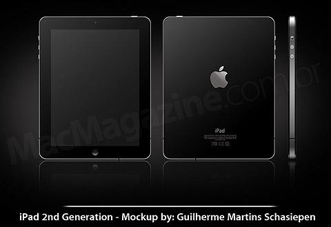 iPad 2 Segunda Geração - Imagem: MacMagazine.com.br